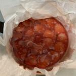 チーズケーキ専門店 カラベル - いちごのレアチーズケーキ