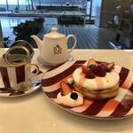 カフェ ラ・ポーズ - 紅茶