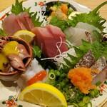 148046028 - 魚盛り