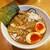 麺創 麺魂 - その他写真:味玉魚介鶏豚骨醤油らーめん