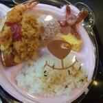 カフェ三菓亭 - ☆くまさんお子様メニュー☆