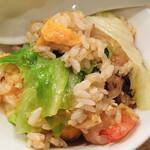中華そば すずらん - 炒飯