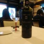 Vino Bar Due - 赤ワイン。