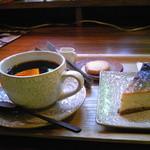 14806022 - H24/8森のコーヒーとベイクドチーズケーキ