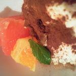 Glatt Italiano - ランチのデザート
