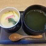 ちゃすけ - 料理写真:茶碗蒸し