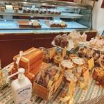 ビゴの店 - お隣に焼き菓子が