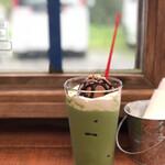モリ カフェ - ドリンク写真: