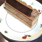 ロータス M - 料理写真:ノワゼッティーヌ(500円)