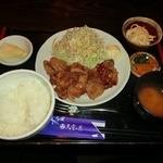 Tenkuunotsuki - 黒豚ばら肉の旨ダレ生姜焼定食