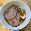 中華そば 煮干しや - 料理写真:■煮干中華そば煮たまご¥900