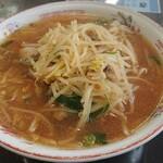 かづ枝食堂 - 料理写真:みそタンメン 850円