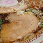 かづ枝食堂 - チャーシューアップ
