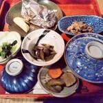 148075899 - 夕ご飯 一の膳
