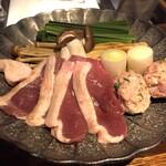 鴨とワイン Na Camo guro - 鴨すき