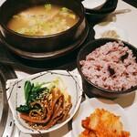 焼肉 清香園 - サムゲタン定食