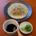 蕎麦工房 膳 - ☆そばつゆ&本山葵がGood!!(#^.^#)☆
