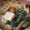 あじ平 - 料理写真:あじ平さんのスタミナラーメンです。