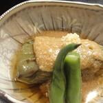 和の菜彩 さとう - なす味噌
