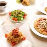 エス・エビス カフェバー - 料理写真:イタリアンコース料理 2980円~