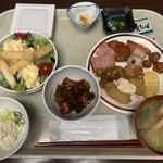 お宿 欣喜湯 - 料理写真:朝食バイキング