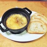 魚deバール ウオチカ。 - カマンベールとはちみつのオーブン焼き
