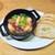 魚deバール ウオチカ。 - 海老とブロッコリ―のアヒージョ