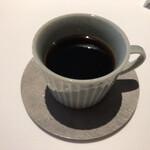 cadre - notesのコーヒー