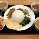 シェルパレストラン神戸 - ネパール定食