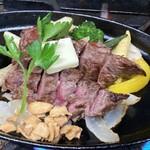 日本料理 魚夢 - ヒレステーキ2800円