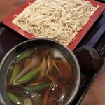 蔵乃麺 - 鴨セイロ 910円