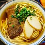 田そば  - 料理写真: