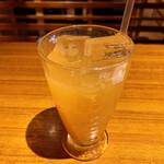 新宿 inton - グレープフルーツジュース