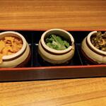 新宿 inton - フリー漬物3種