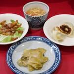 上海家庭料理 大吉 - 五目炒飯