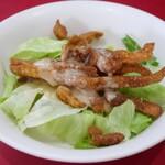 上海家庭料理 大吉 - サラダ