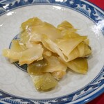 上海家庭料理 大吉 - 搾菜