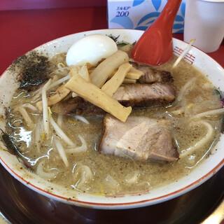 大ちゃんラーメン - 料理写真:とんしお650円