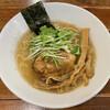 Bureibu - 料理写真:「塩そば」800円