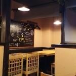 ハーブガーデン - 居酒屋っぽい