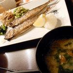 寅福 - 本日の焼き魚定食