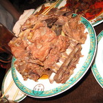 1481485 - 中国の人たちはみんな食べてました。