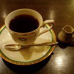 自家焙煎珈琲舎アポ - マンデリンスペシャル(400円:税込み) ※2杯目に飲んだコーヒーです。