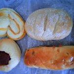 Nao - フルーツ、ライ麦、かぼちゃ、ジャム