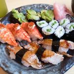 寿し宗 - メキシコ寿司
