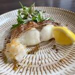 笠庵 賛否両論 - 料理写真:焼き物 鯛