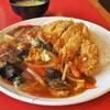Akebonoramen - 料理写真:中華カツ丼