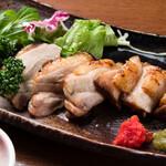 いかさまや - 地鶏モモ焼き