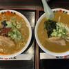 味の大王 - 料理写真:両方ともミニサイズ