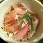 14811698 - カンパチの刺身丼